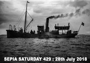Sepia Saturday Theme Images - 429  28th July 2018