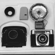Box camera, 1950s | Center for Sacramento History