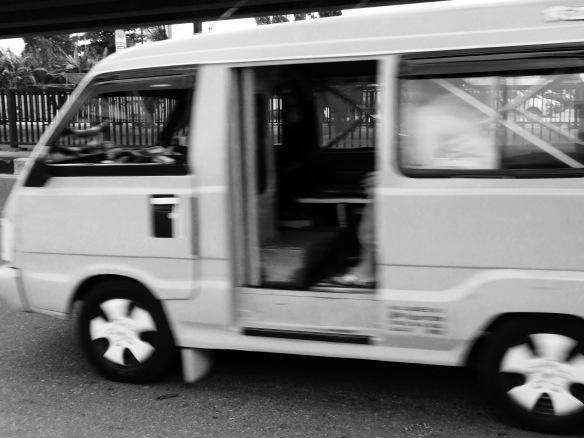 Indo mini bus