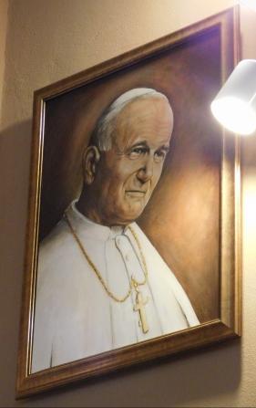 Pope John II, a favorite with Polish Catholics