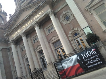 Holy Trinity, Chicago - A Polish Mission