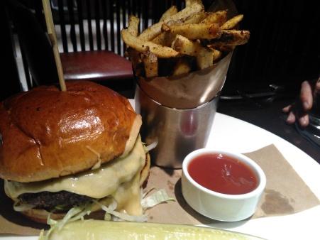 CRW Burger