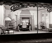 Oldsmobile, Washington, DC 1920s