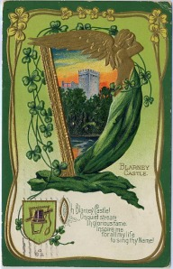 Vintage St. Patrick's Day Cards (7)