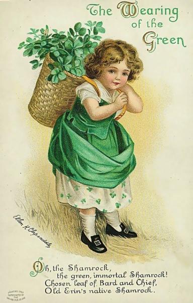 Vintage St. Patrick's Day Postcards (10)