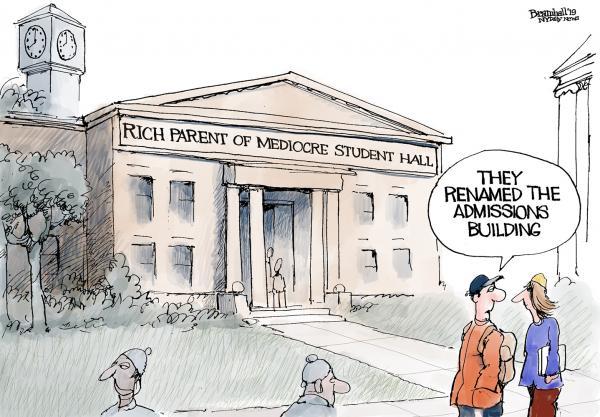 rich parent
