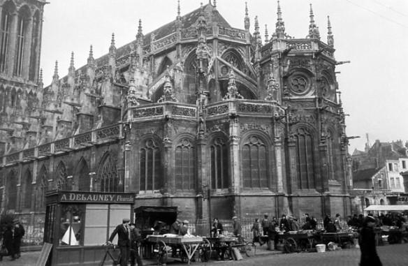 Byggnadsverk-Religionsutövning - kyrkor-(01) Exteriörer