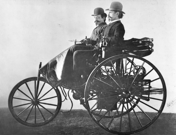 karl-benz-first-car