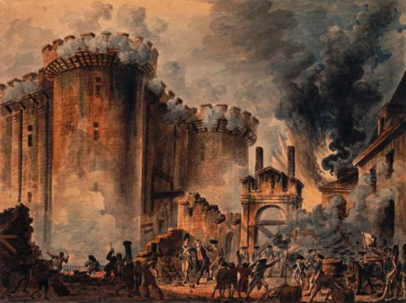 storming-of-the-bastille