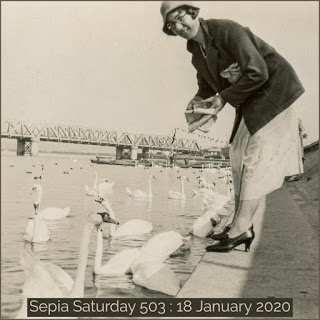 Sepia Saturday Prompt Image 503 : 18 January 2020