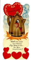 coffee pot valentine