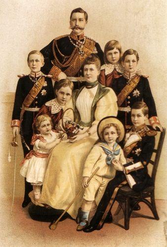 kaiser wilhelm 1906