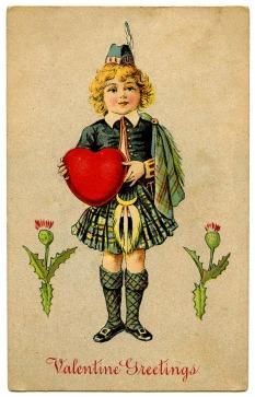 scots valentine