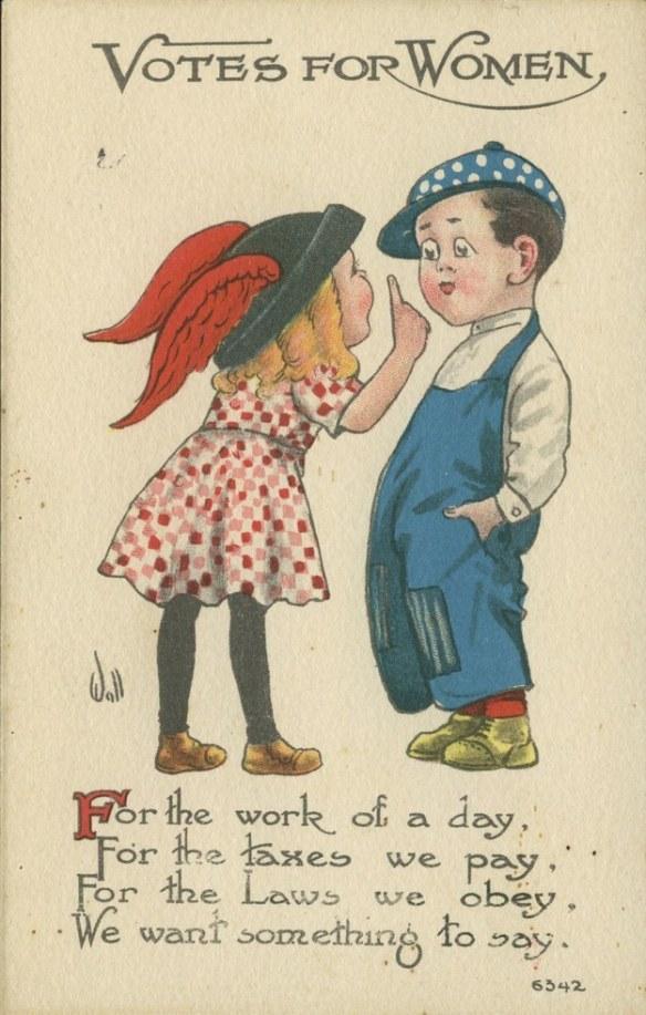 Palczewski Suffrage Postcard Archive / uni.edu