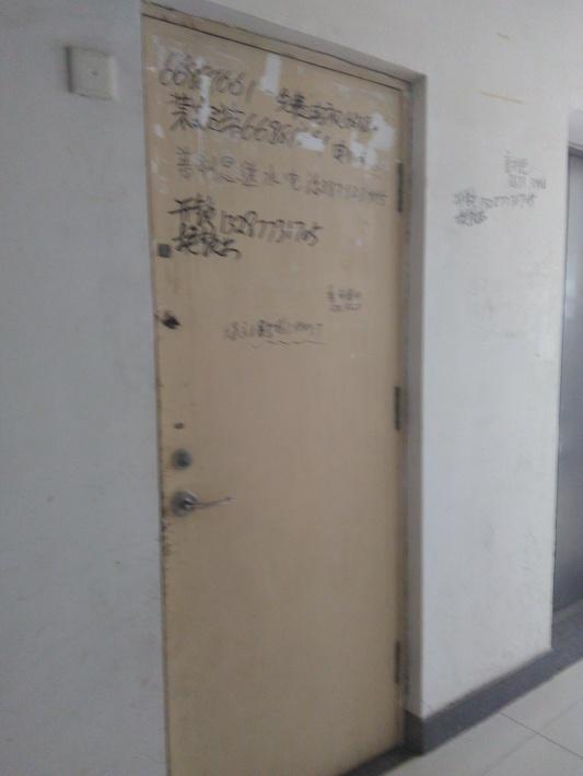 door ugly