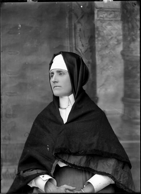 not a nun c