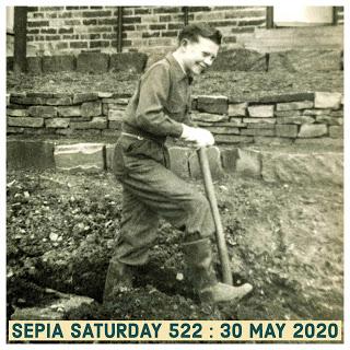 Sepia Saturday 522  30 May 2020