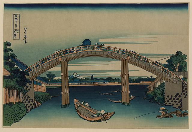 ukiyoe bridge_z