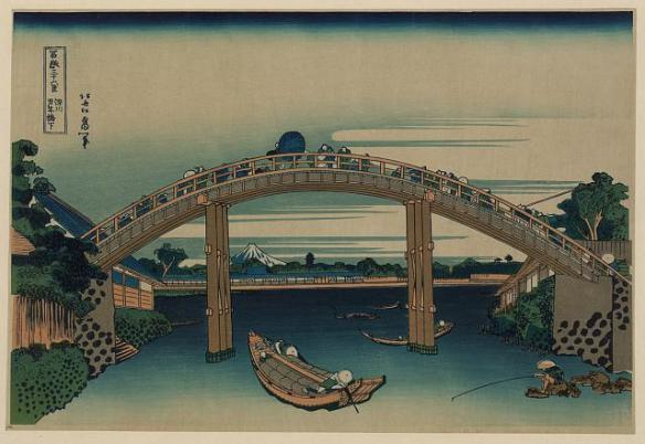 ukiyoe bridge_z